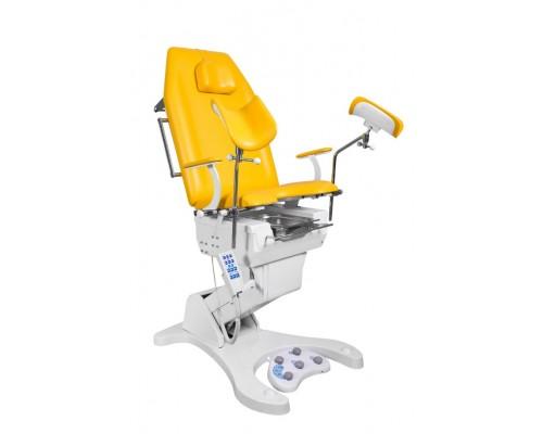 Кресло гинекологическое - урологическое электромеханическое «Клер» модель КГЭМ 01 New Престиж