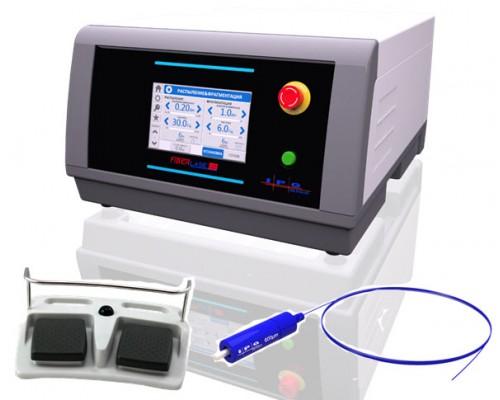 FIBERLASE U2 - лазерная хирургическая сиcтема для для литотрипсии