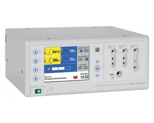 Аппарат электрохирургический высокочастотный ЭХВЧ 300-03 «ЭФА-М» (c ЖК индикацией)