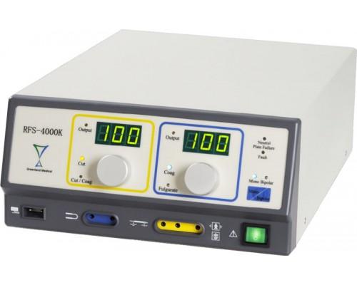 Радиоволновой хирургический аппарат RFS-4000K, производства Greenland Medical