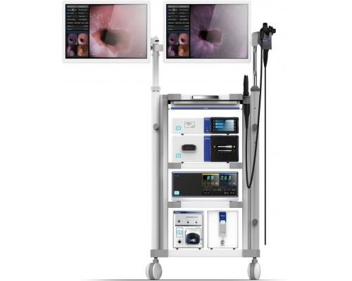 Видеоэндоскопическая система экспертного класса на базе видеоцентра AQ-100 new (CBI+)