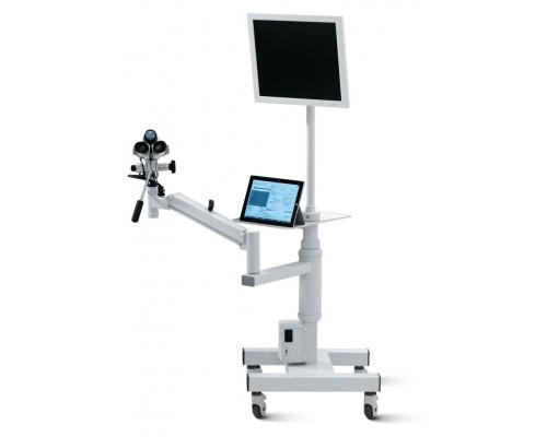 Бинокулярный кольпоскоп с видеосистемой ALScope, Biomedicinos Techknika, Литва