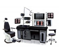 Рабочее место ЛОР врача ЛОР-комбайн CU 5000, производства Сhammed, Ю. Корея