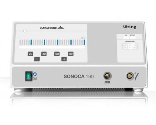 Ультразвуковой диссектор аспиратор  Sonoca 190, производства Söring GmbH, Германия