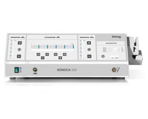 Ультразвуковой диссектор - аспиратор  Sonoca 300, производства Söring GmbH, Германия