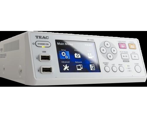 Видеорекордер медицинский цифровой UR-4MD, производства TEAC Corporation, Япония